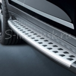 Пороги на Hyundai Tucson New (Хендай Таксон Нью) Sport Style